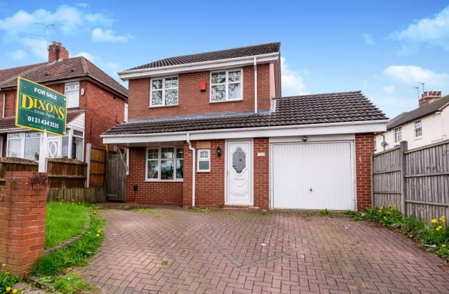 Thumbnail Detached house for sale in Hales Lane, Smethwick, Birmingham, West Midlands