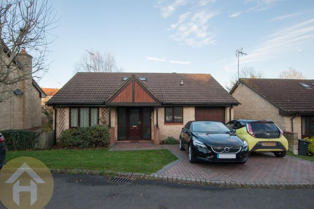 Thumbnail Detached house for sale in Fox Brook, Royal Wootton Bassett, Swindon