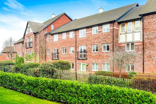 Thumbnail Flat to rent in Luxury Furnished Retirement Apartment, Beatty Court, Nantwich