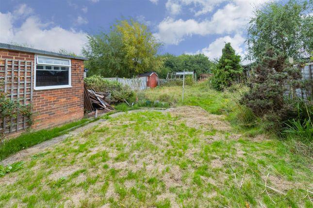 Rear Garden of Hartforde Road, Borehamwood WD6