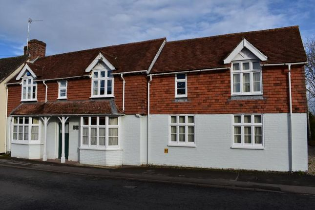 Thumbnail Semi-detached house for sale in Inkpen Road, Kintbury, Hungerford