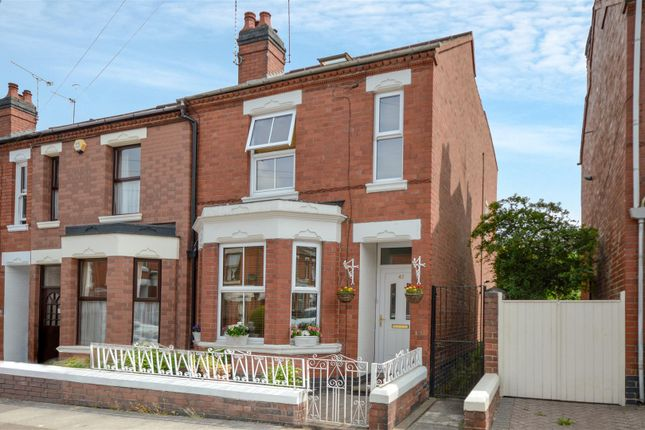 Thumbnail End terrace house for sale in Berkeley Road North, Earlsdon, Coventry