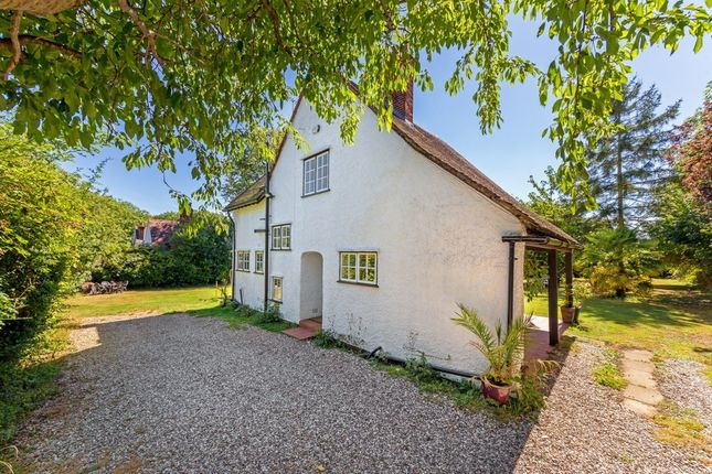4 bed detached house for sale in Wilbury Road, Letchworth, Hertfordshire