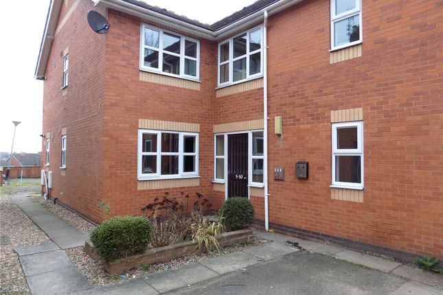 Thumbnail Flat to rent in Laceyfields Road, Heanor, Derbyshire