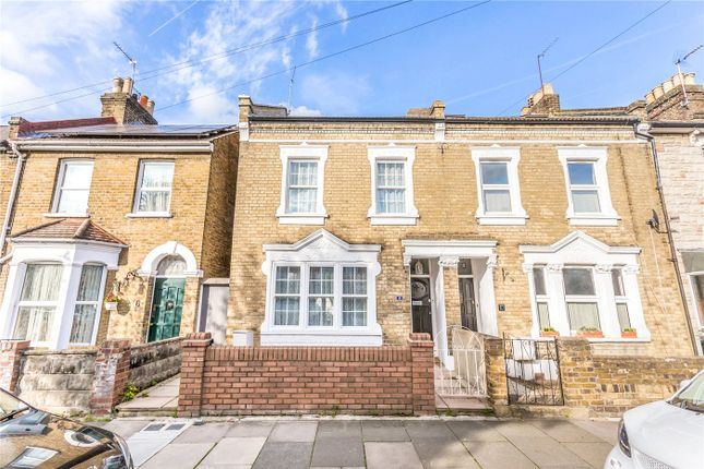 Thumbnail Semi-detached house for sale in Churchbury Road, Enfield