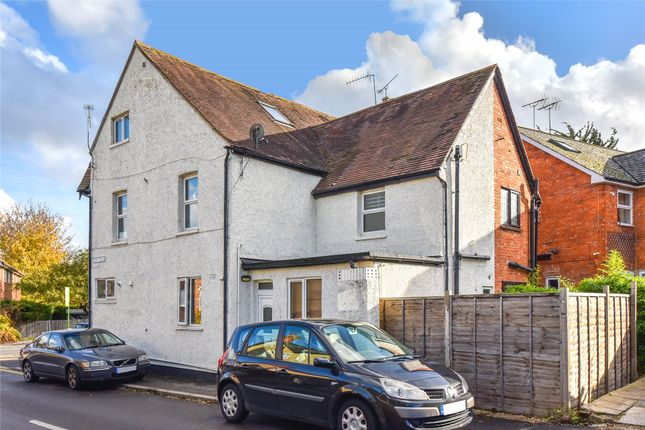 Thumbnail Maisonette for sale in Vicarage Road, Blackwater, Camberley