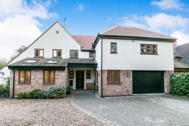 Thumbnail Detached house for sale in Richardson Walk, Lexden, Colchester