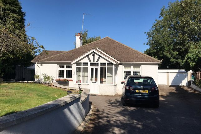 Thumbnail Detached bungalow for sale in The Woodlands, Wallington