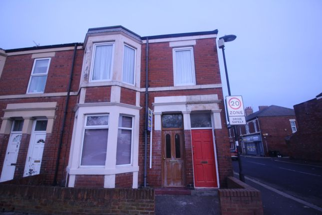 External of The Avenue, Wallsend, Tyne And Wear NE28