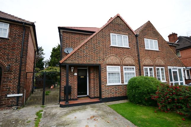 Thumbnail Semi-detached house for sale in Swan Road, West Drayton