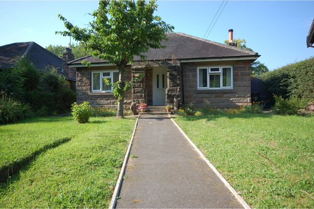 Thumbnail Detached bungalow for sale in Newcastle Road, Madeley Heath