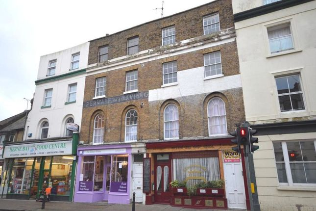 Thumbnail Flat to rent in High Street, Herne Bay