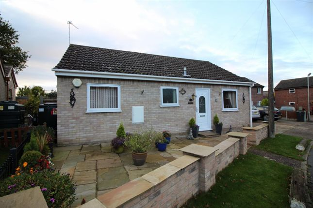 Thumbnail Detached bungalow for sale in Rectory Close, Long Stratton, Norwich