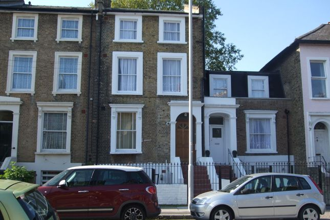 Thumbnail Terraced house to rent in St Donnatts Road, London