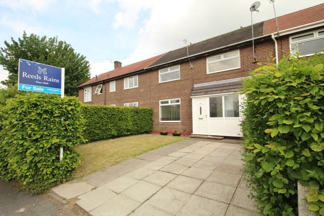 Thumbnail Terraced house for sale in Delamere Road, Handforth, Wilmslow
