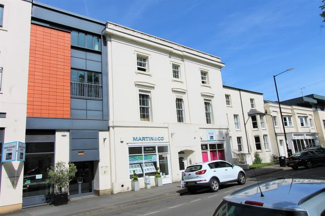 Thumbnail Flat to rent in Regent Grove, Leamington Spa