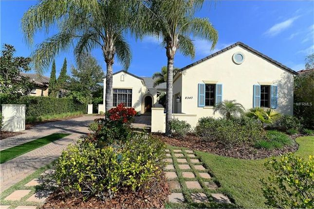 Thumbnail Property for sale in 8347 Catamaran Cir, Lakewood Ranch, Florida, 34202, United States Of America