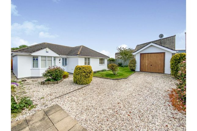 Thumbnail Detached bungalow for sale in Redmeadow Crescent, Caldicot