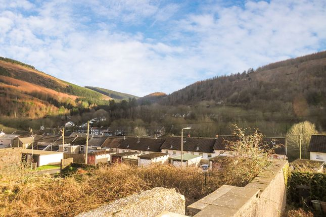 Thumbnail End terrace house for sale in Glanaman Road, Cwmaman, Aberdare