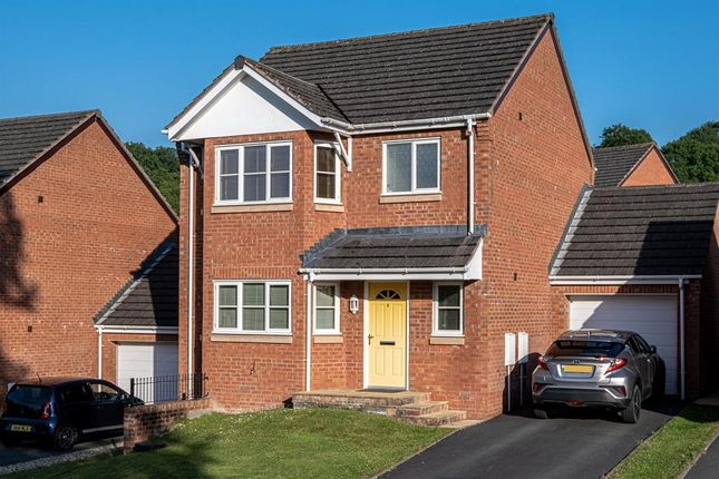 Thumbnail Detached house for sale in Camddwr Rise, Tremont Park, Llandrindod Wells