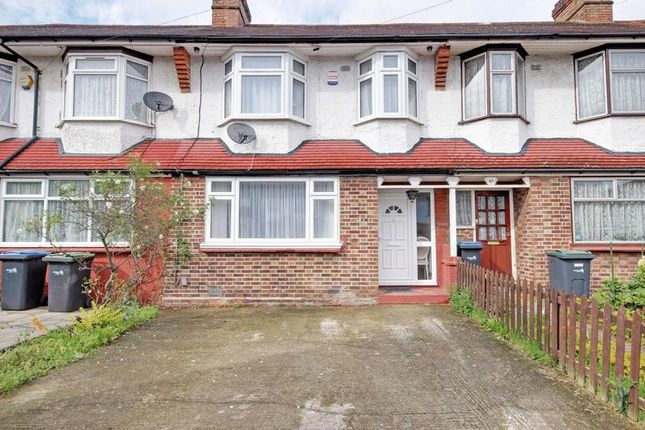 Thumbnail Terraced house for sale in Mitchell Road, London