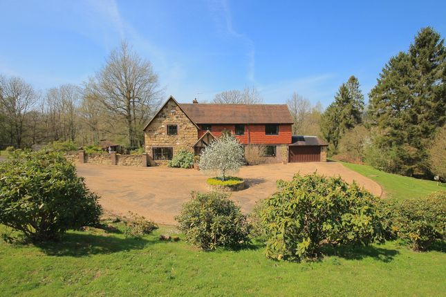 Thumbnail Detached house for sale in Blackham, Tunbridge Wells
