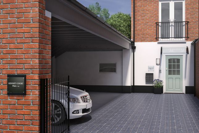 Thumbnail Flat for sale in Charles Street, Reading