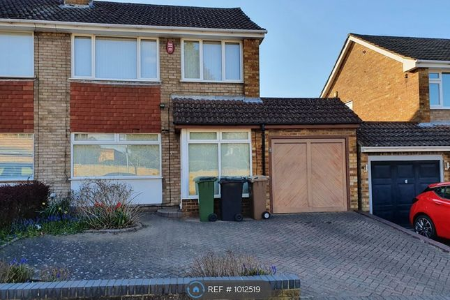 3 bed semi-detached house to rent in Englefield, Luton LU2