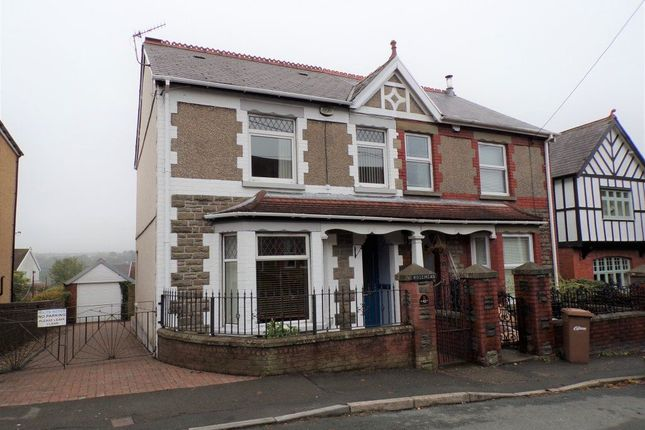 Thumbnail Property to rent in Cefn Road, Blackwood