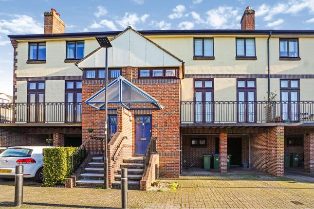 Thumbnail Town house for sale in Mayfair Gardens, Bannister Park, Southampton