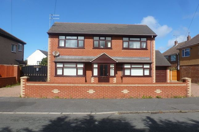 Thumbnail Detached house for sale in Kingsmead Road, Moreton, Wirral