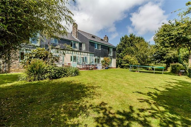 Thumbnail Detached house for sale in St Cleer, Liskeard, Cornwall