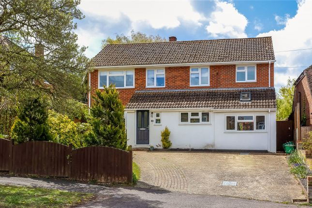 4 bed detached house for sale in Bereweeke Avenue, Winchester SO22