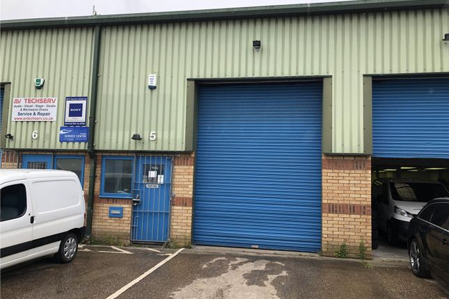 Thumbnail Warehouse to let in Unit 5, Whisby Way, Lincoln, Lincolnshire