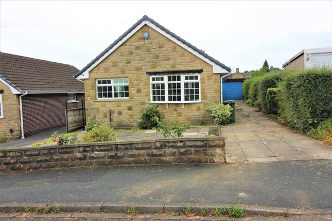 Thumbnail Bungalow to rent in Oak Avenue, Meltham, Holmfirth