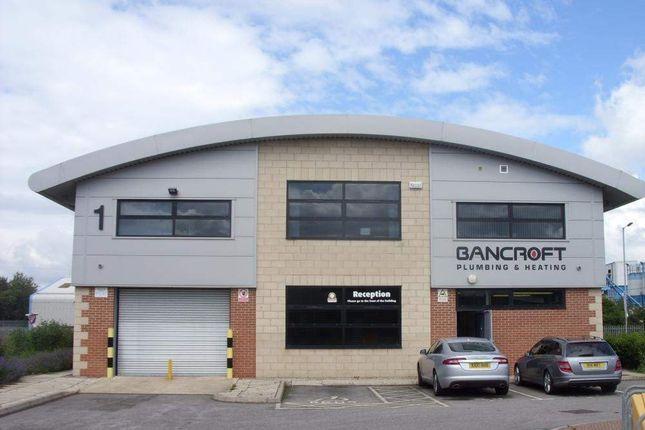Thumbnail Office to let in Unit 1 - Carrera Court, Church Lane, Dinnington