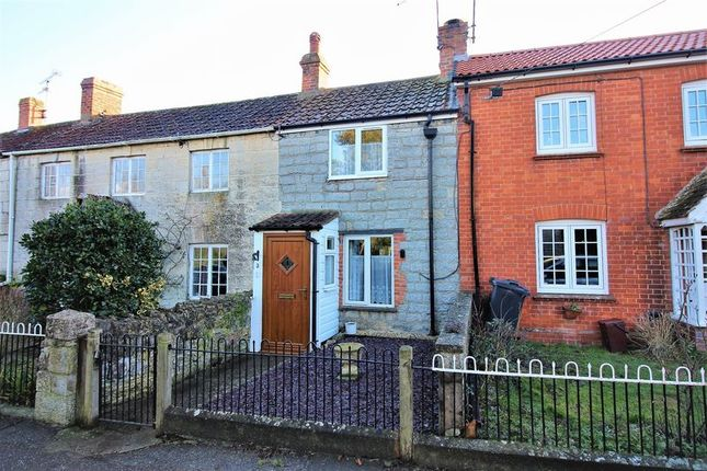 Thumbnail Terraced house for sale in Post Office Row, Hambridge, Langport