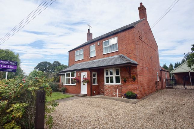 Thumbnail Detached house for sale in Main Road, Haltham