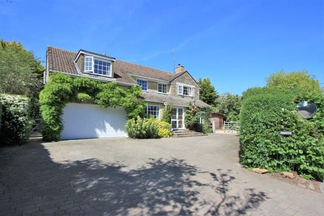 Thumbnail Detached house for sale in Sevenhampton, Wiltshire