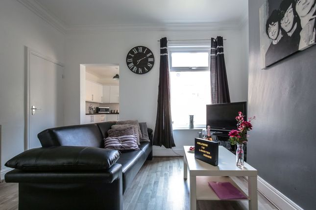 Thumbnail Flat to rent in Langton Road, Liverpool