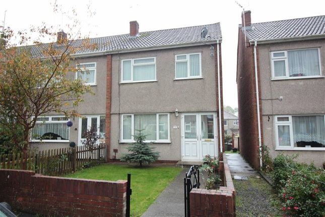 Thumbnail End terrace house for sale in Alexandra Place, Staple Hill, Bristol
