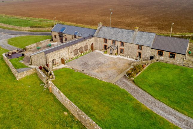 Thumbnail Detached house for sale in Southerndown, Nr Bridgend, Vale Of Glamorgan