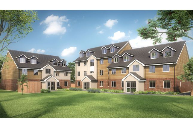 Thumbnail Flat for sale in Ridgway Road, Luton