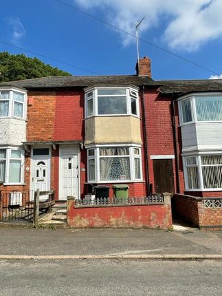 3 bed terraced house to rent in Leys Road, Wellingborough NN8