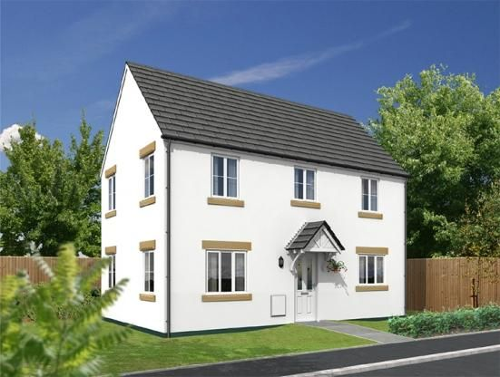 Thumbnail Semi-detached house for sale in The Mount, Par