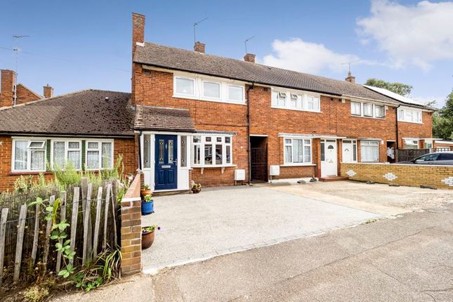 Thumbnail Terraced house for sale in Usk Road, Aveley, South Ockendon