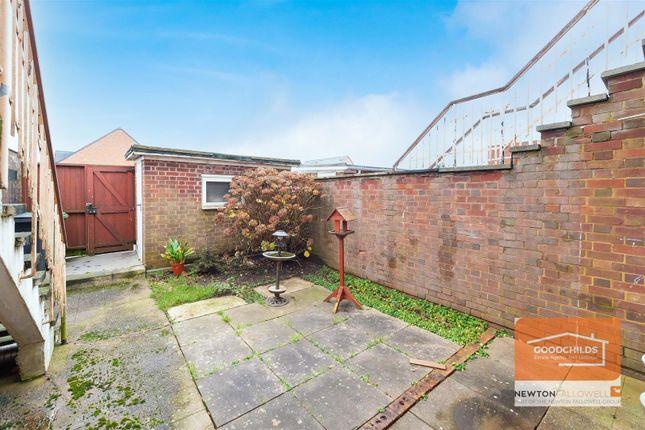 Garden of Silvercourt, Brownhills, Walsall WS8