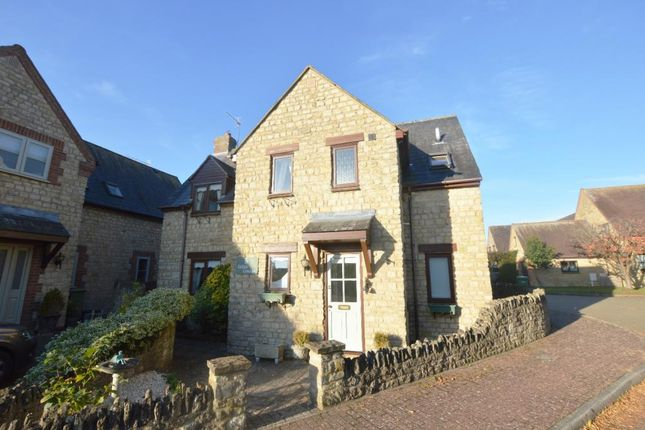 Thumbnail Detached house to rent in West Farm Way, Emberton