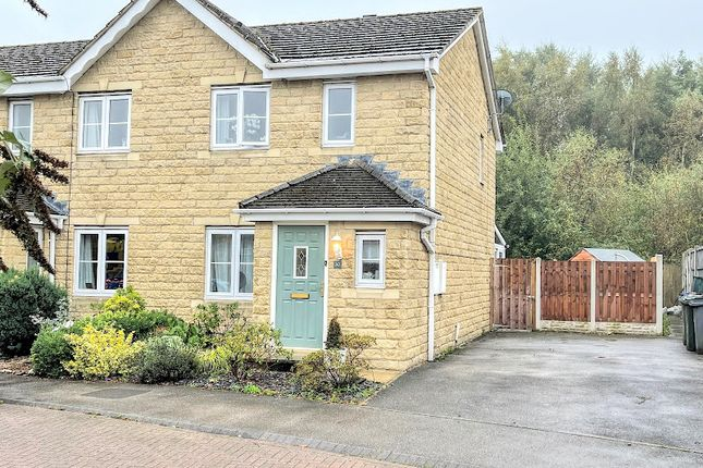 3 bed semi-detached house for sale in Longley Ings, Oxspring, Sheffield, South Yorkshire S36