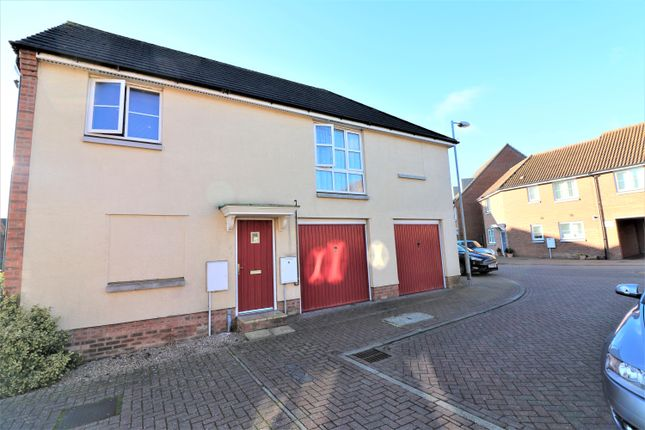 Thumbnail Flat for sale in Jentique Close, Dereham